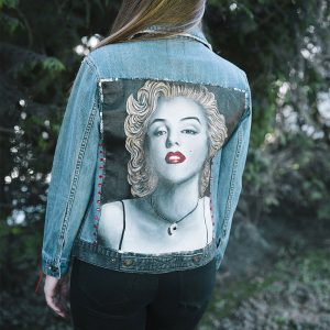 Chaqueta Jeans Hollywood 1