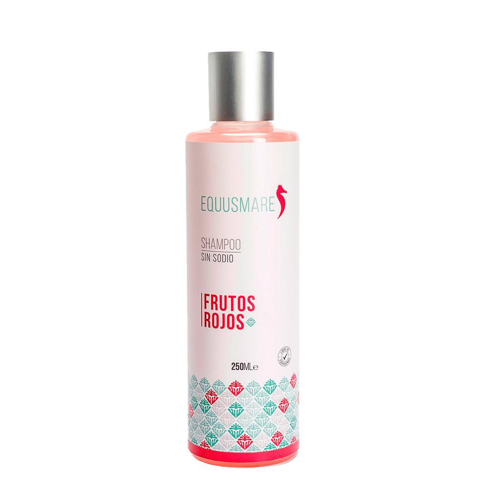 Shampoo sin sodio Frutos Rojos 250ml