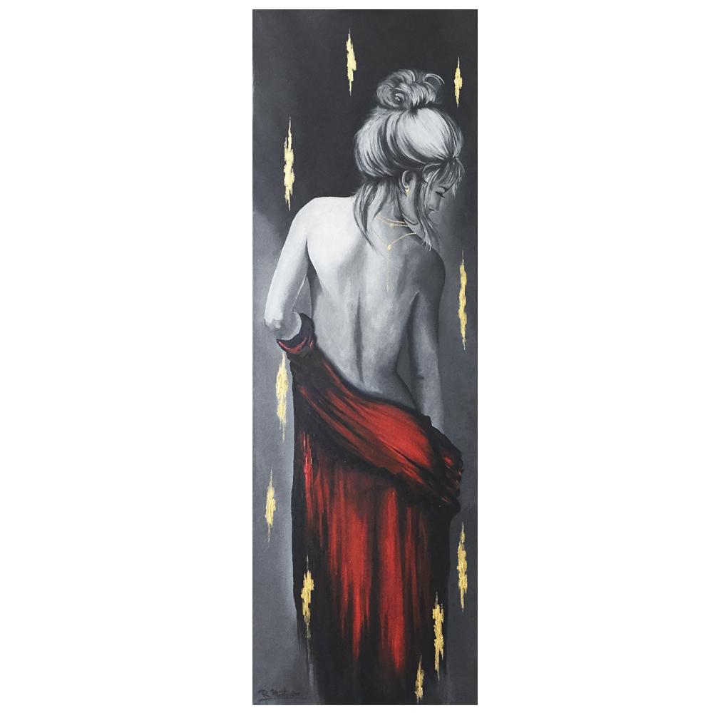 Cuadro Mujer 2 (30 x 90 cm)