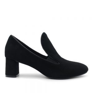 Zapato Taco Capri Negro 1