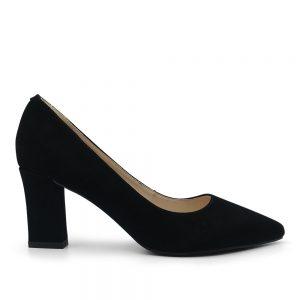 Zapato Taco Emilia Negro 1