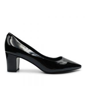 Zapato Taco Amelia Negro 1