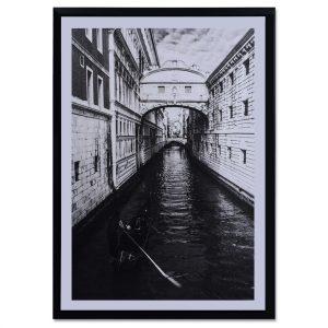 Cuadro Canal Venecia 1