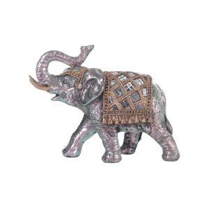 Elefante Decorativo Agra 1
