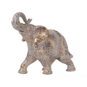 Elefante Decorativo Delhi Grande 1