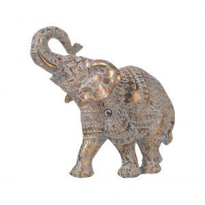 Elefante Decorativo Delhi Mediano 1