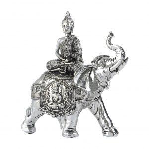 Elefante Decorativo Jaipur Buda 1