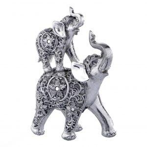 Elefantes Decorativos Bombay 1