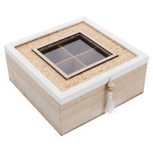 Caja de Té Versailles 1