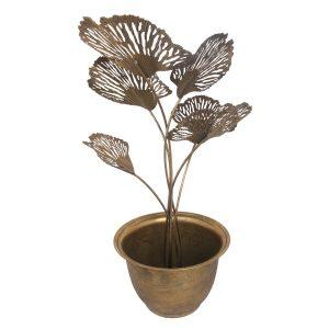 Planta Metálica Ginko 1