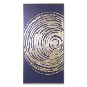 Cuadro Espiral Gold 1