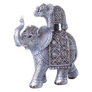 Elefante Decorativo Kochi Doble 1